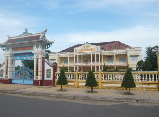 Dau Su Duong VP HOI THANH