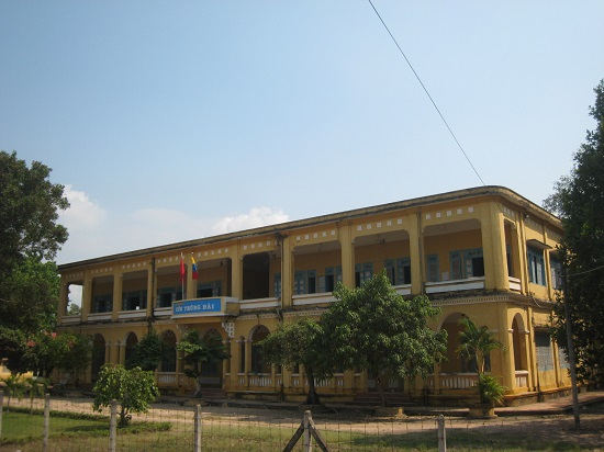 Toa Noi Chanh a